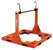 Portable Cable Reel Rack Systeml