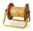 Wire Spool Caddy and Cable Reel Caddy