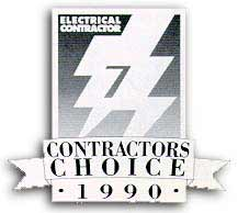 SpoolMaster won the coveted 1990 Contractors Choice Award
