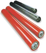 Polyurethane Roller Covers for Spool Rollers